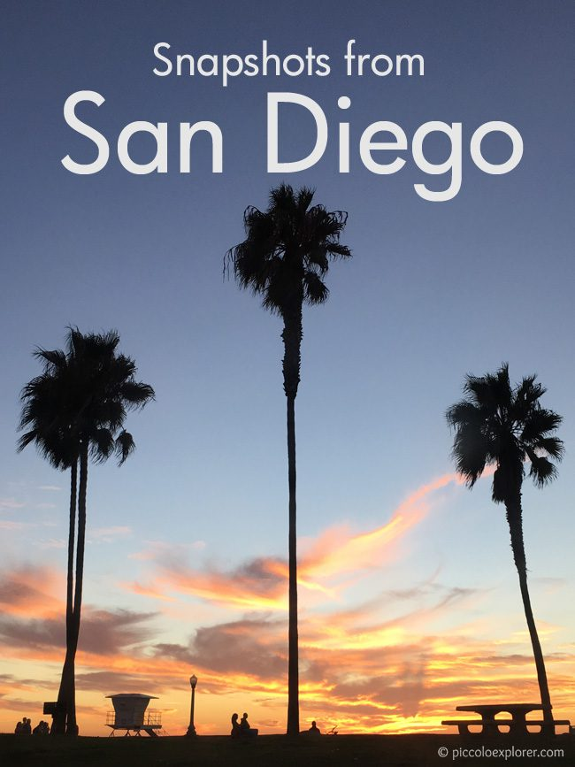 Pin it for Later - Snapshots from San Diego