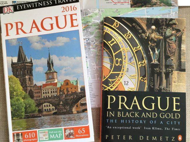 Travel Guides for Prague