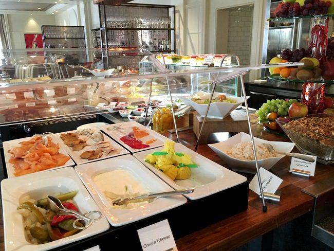 CottoCrudo Breakfast - Four Seasons Prague