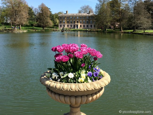Spring at Kew Gardens London