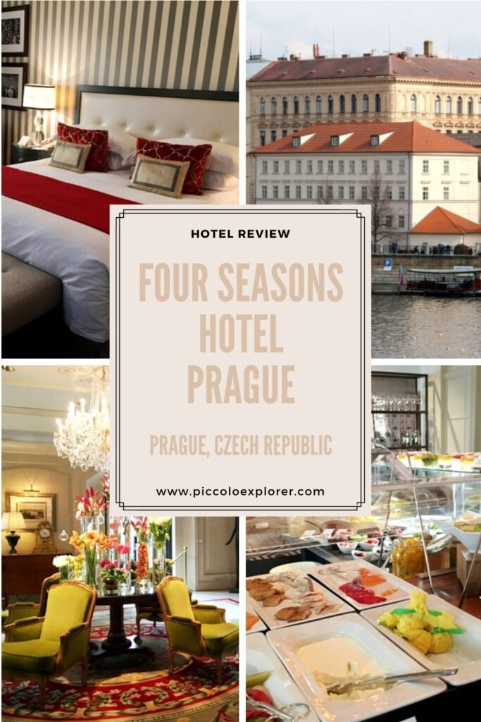 Four Seasons Prague review