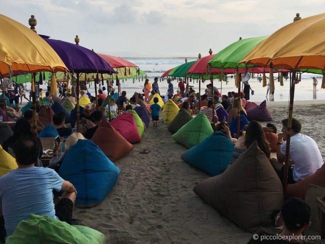 La Plancha, Seminyak, Bali