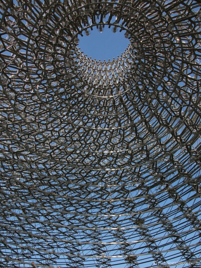 The Hive installation at Kew Gardens