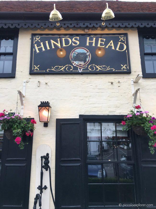 Hind's Head Bray