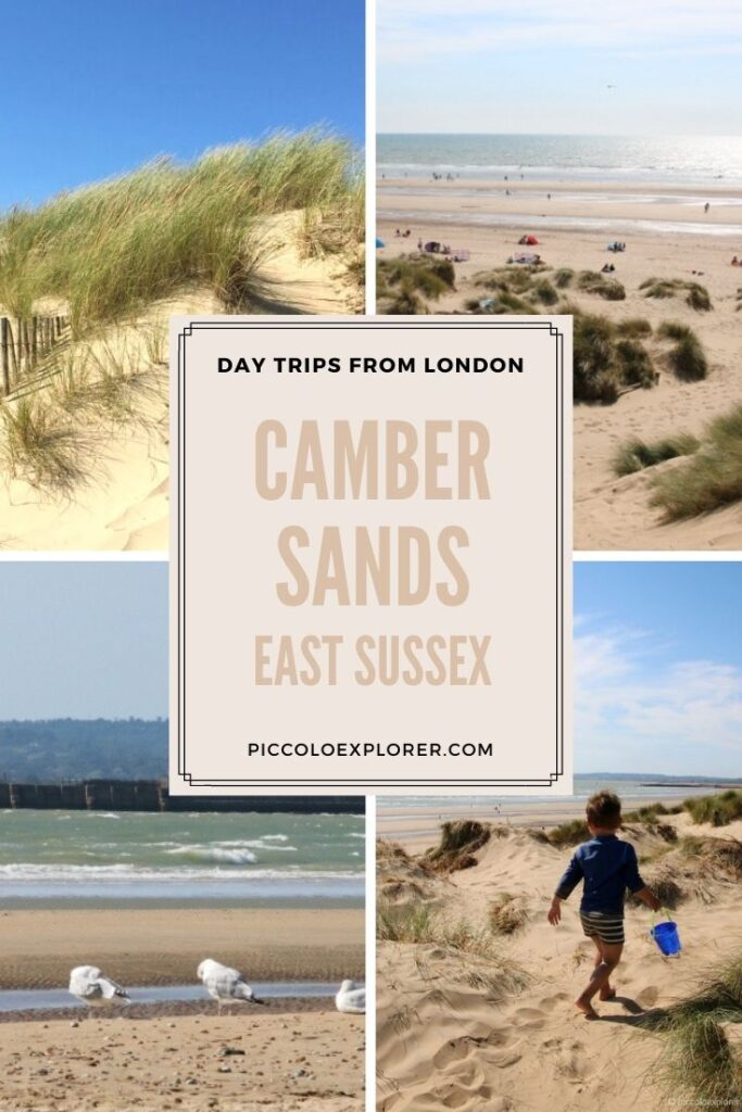 Day Trip to Camber Sands