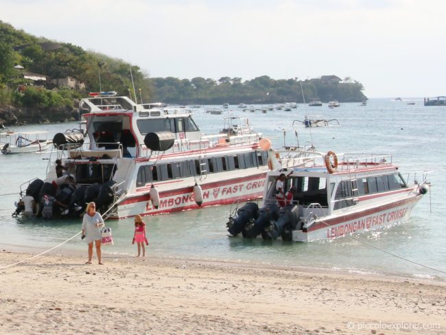 Rocky Fast Cruise Boat, Nusa Lembongan