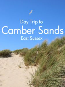 Day Trip to Camber Sands East Sussex