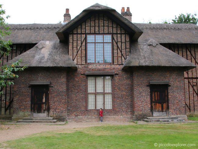 Queen Charlotte's Cottage, Kew Gardens