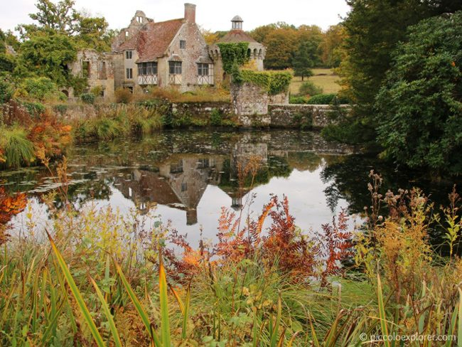 day trip to scotney castle
