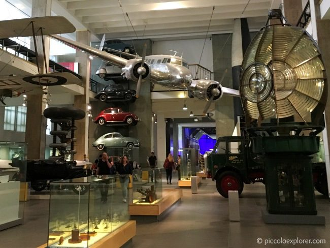 Family Friendly London Museums - Science Museum