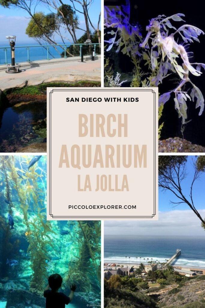 Birch Aquarium La Jolla CA