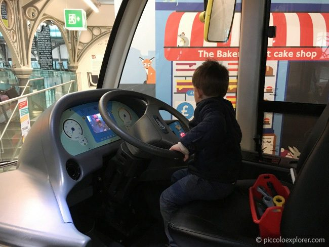 Family-Friendly London Museums - London Transport Museum