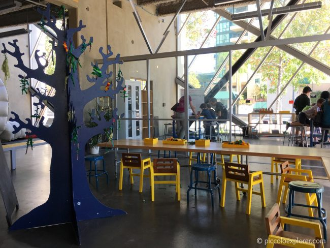 The New Children's Museum, San Diego, CA