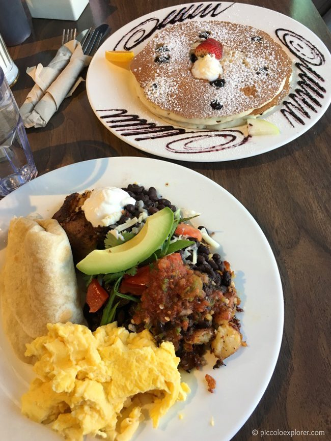 The Mission Cafe, Mission Beach, San Diego