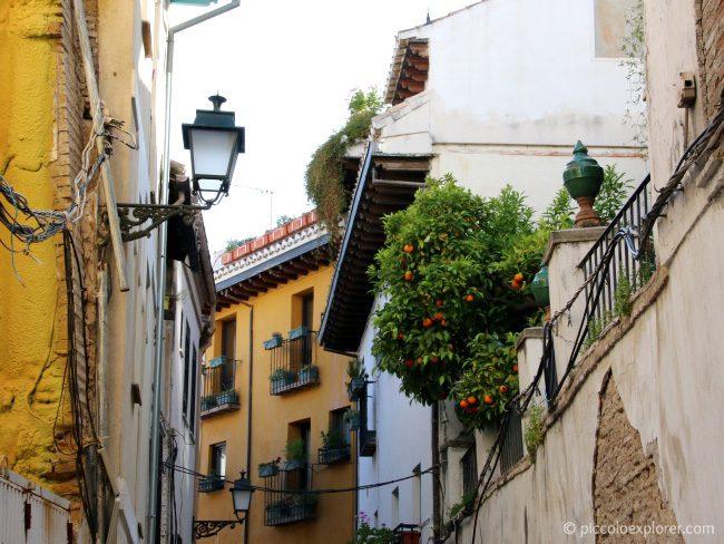 El Albayzin, Granada, Spain