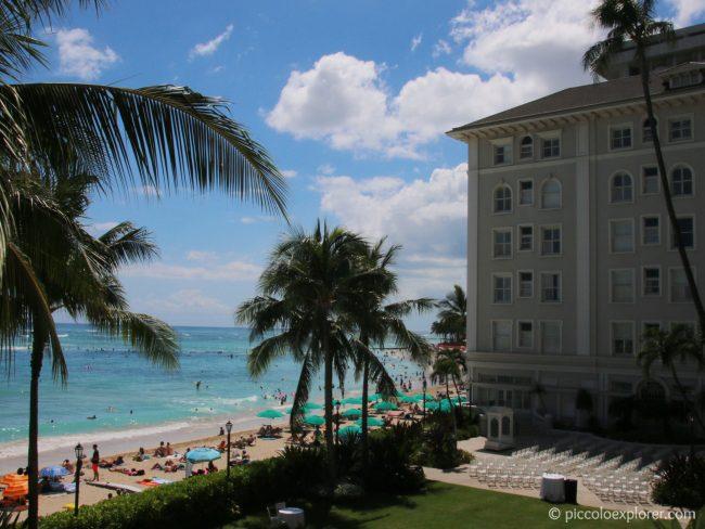 Hotel Review - Moana Surfrider, Waikiki Hawaii