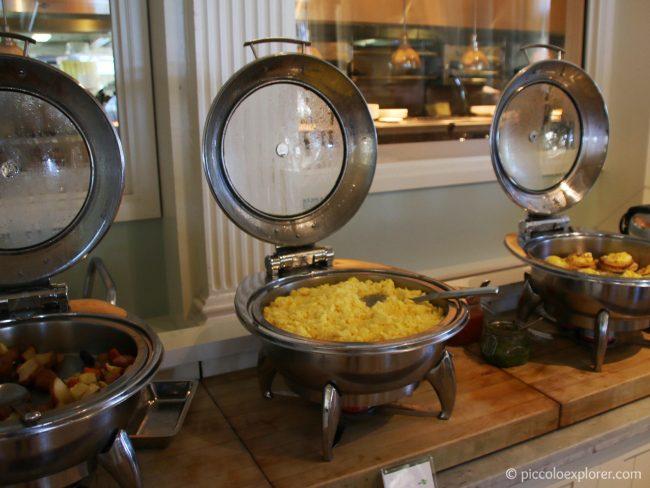 Breakfast Buffet at Moana Surfrider Waikiki