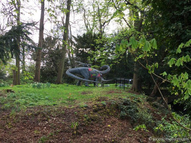 Jurassic Kingdom, Osterley Park, London