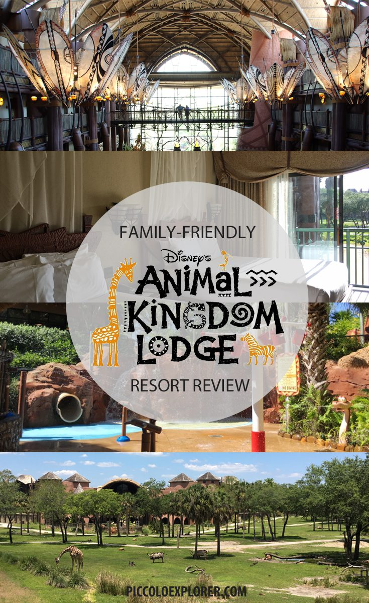 Family-Friendly Resort Review - Disney Animal Kingdom Lodge Orlando