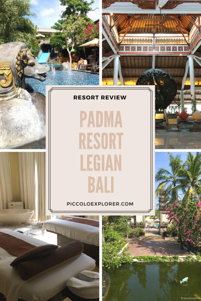 Family-Friendly Resort Review - Padma Resort Legian