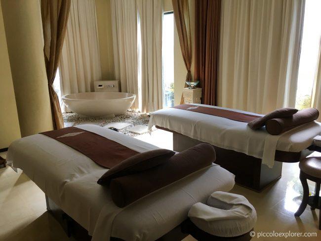 The Spa at Padma Resort Legian, Bali