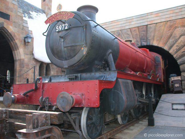 Hogwarts Express, The Wizarding World of Harry Potter, Universal's Islands of Adventure, Orlando, FL