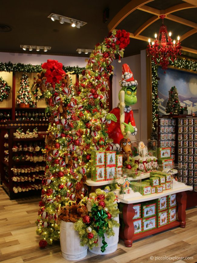 Christmas Shop at Universal's Islands of Adventure