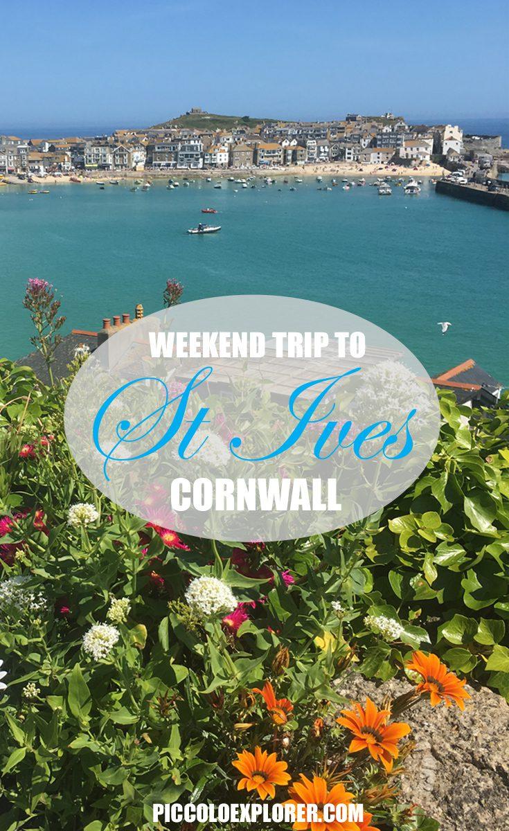 Weekend Trip - St Ives Cornwall