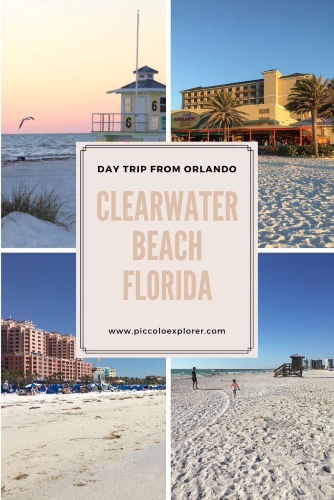 Day Trip Clearwater Beach Florida