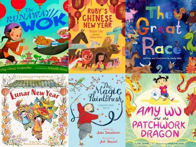 Lunar New Year Children's Books