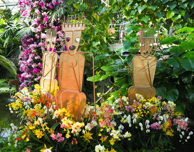 Kew Garden Orchid Festival 2019