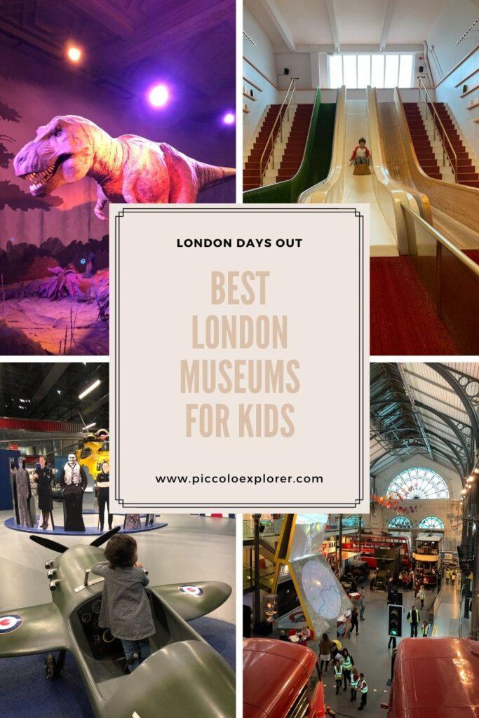 Best London Museums of Kids