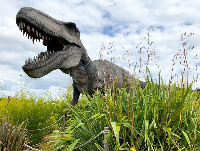 Dinosaur Escape Adventure Golf London
