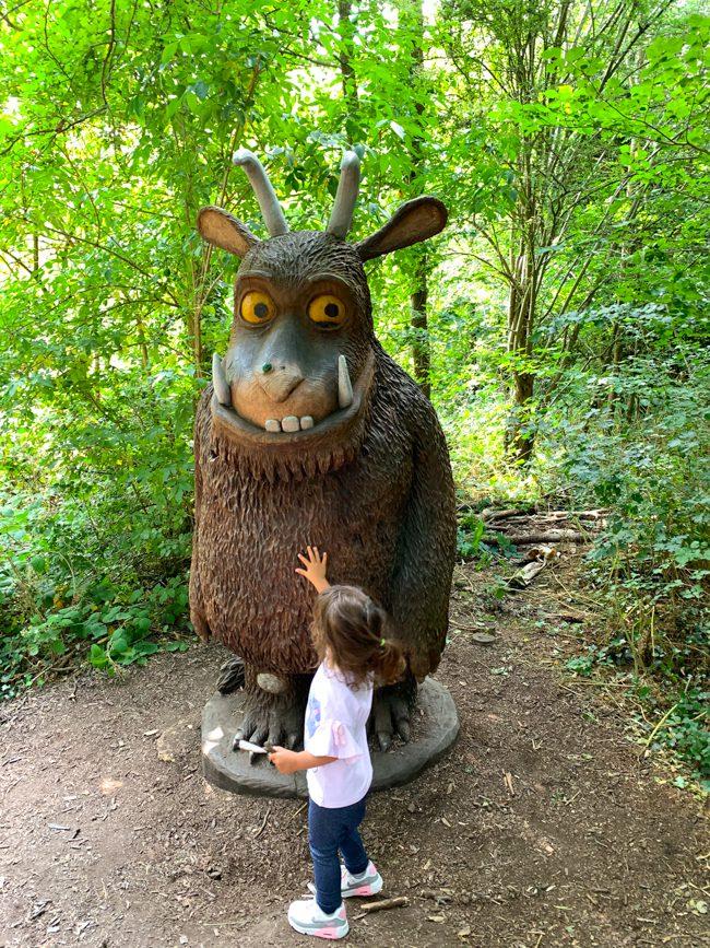 Gruffalo at Horseden Hill
