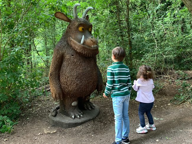 Gruffalo Adventure Trail Horseden Hill