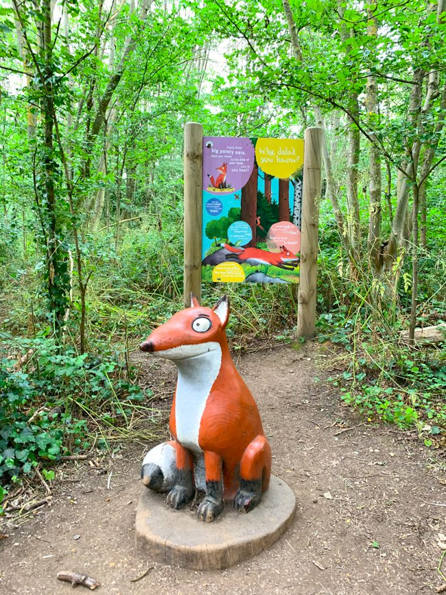 Gruffalo Adventure Trail London