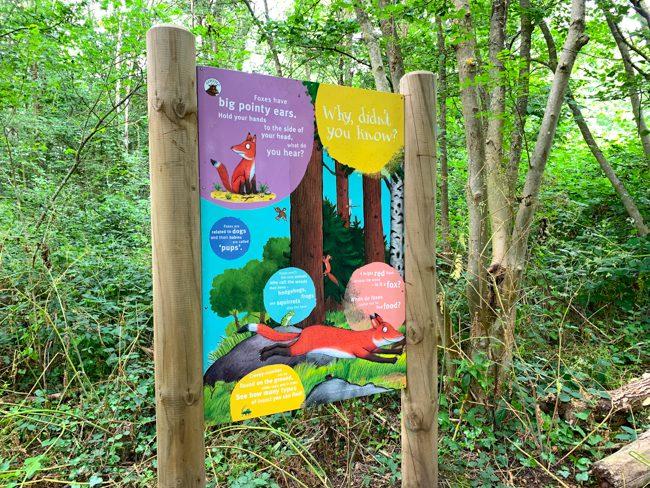 London Day Out Gruffalo Trail