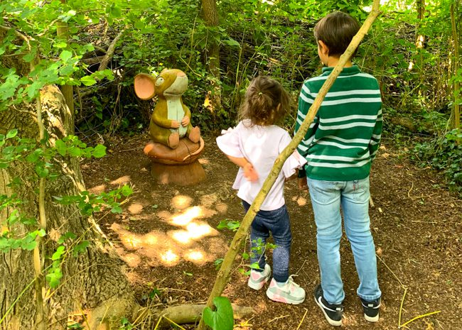 Gruffalo Trail London