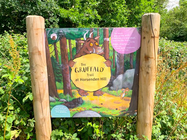 Gruffalo Trail at Horsenden Hill