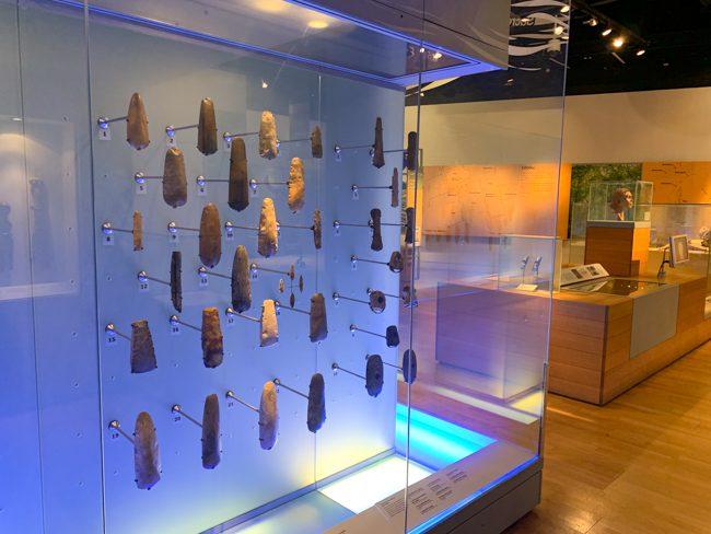 Prehistoric London Museum of London gallery