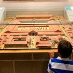 Visiting Museum of London with kids