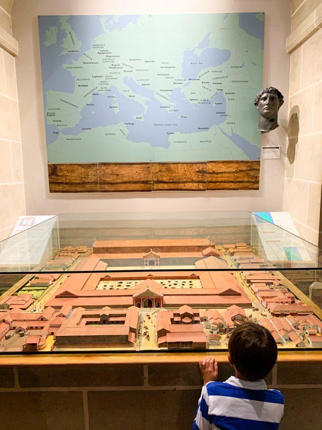 Museum of London Roman Gallery