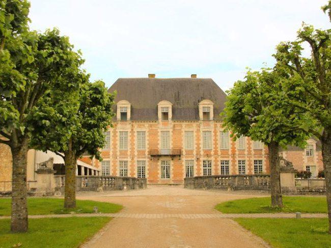 Chateau d'Etoges Champagne