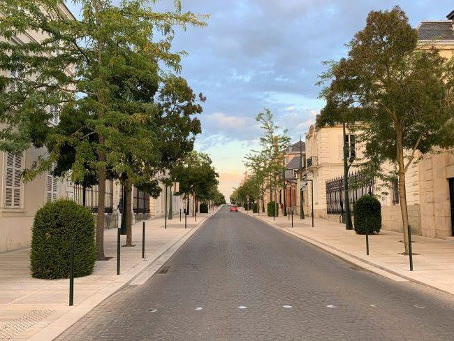 Avenue de Champagne in Épernay