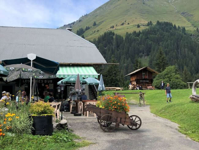 Lac Mines d'Or restaurant