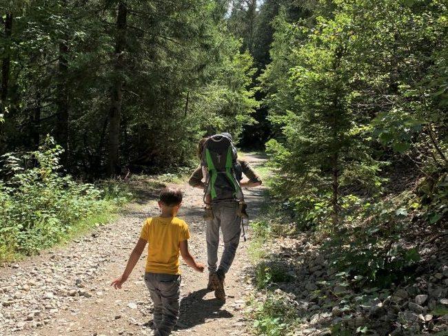 Family Hikes in Chamonix