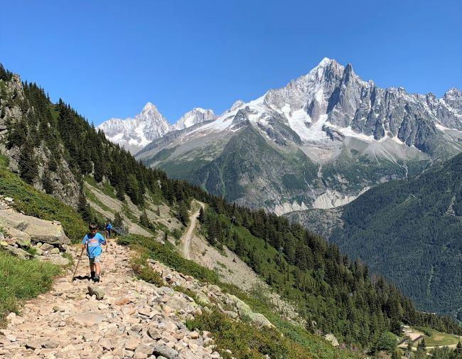 Family Hikes Alps