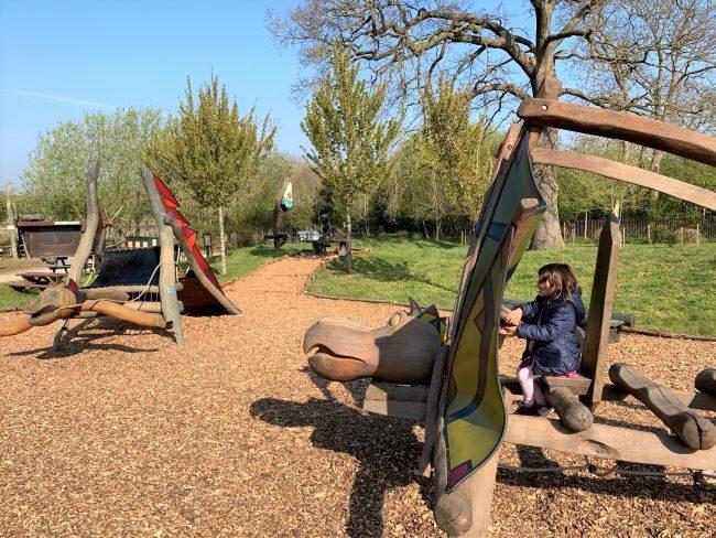farm park play area