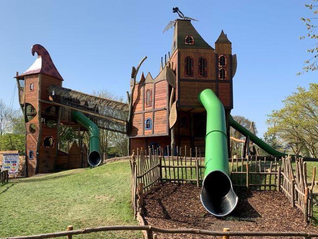 Fern's Castle Hobbledown