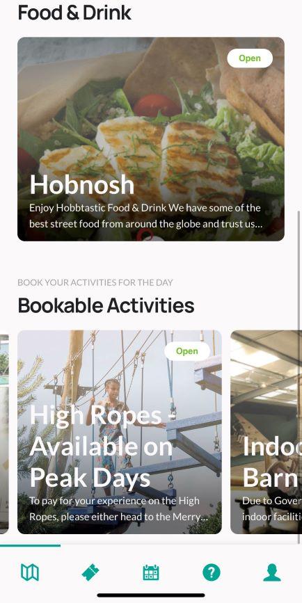 Order Food Hobbledown Hobnosh
